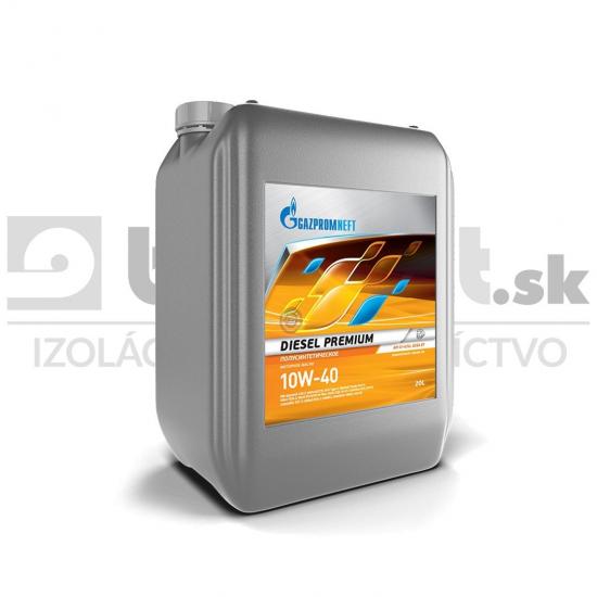 Gazpromneft Diesel Premium 10w-40 - 20L