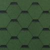 HEXAGONAL ROCK - Zelená