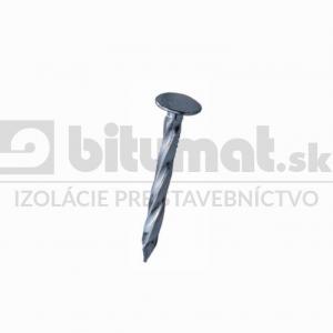 Krútené pozinkované klince (3,5mm)