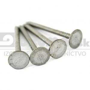 Hladké pozinkované klince (2,5mm)