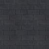 OBDĹŽNIK CLASSIC - Čierna