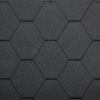 HEXAGONAL CLASSIC - Čierna