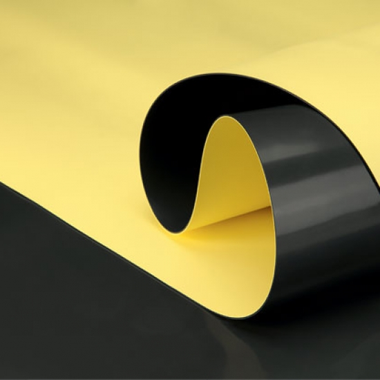 M-FOIL 2,0 mm - čierna / 2,1x15m