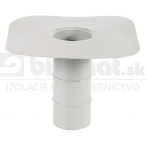 PVC vpust dĺžka 250 mm