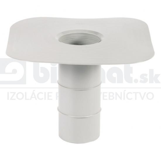 PVC vpust dĺžka 600 mm